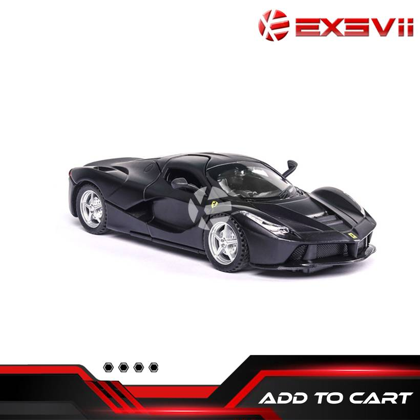 All New Ferrari Laferrari Super Car R35 1 32 Model Alloy