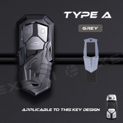 AUDI Transformer Concept TYPE A Car Key Holder Pouch Shell Remote Case Casing FOB Cover Bag Chain Protector