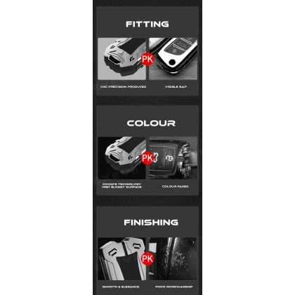 VOLVO Transformer Concept TYPE C Car Key Holder Pouch Shell Remote Case Casing FOB Cover Bag Chain Protector XC90 XC60 XC40 V60 V90 S90