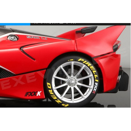 1:18 FERRARI FXXK Super Car LIMITED Alloy Model COLLECTION Diecast Cars  Gift Vehicle for Boy Girl